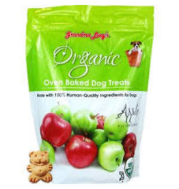 GRANDMA LUCY'S Grandma Lucy 14 oz Dog Organic Baked Apple Treat EA