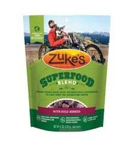 ZUKE'S ZUKE'S 6 oz Dog Super Berry Blend 6oz.
