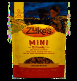 ZUKE'S ZUKE'S NATURAL CHICKEN DOG TREAT MINI 6Z