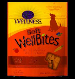 WELLNESS Wellness 6 oz Dog Well Bites  Turkey & Duck Soft Treat GF