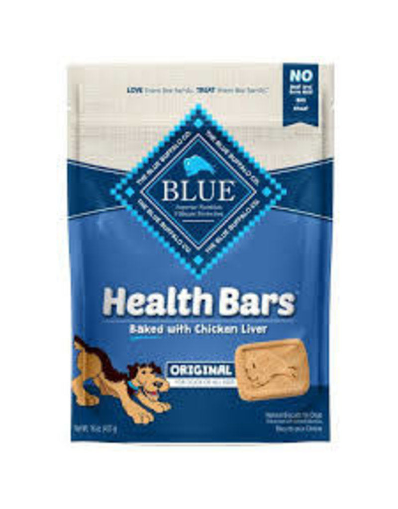 BLUE BUFFALO COMPANY BLUE BUFFALO 16OZ CHICKEN LIVER CRUNCH BAR 16oz.