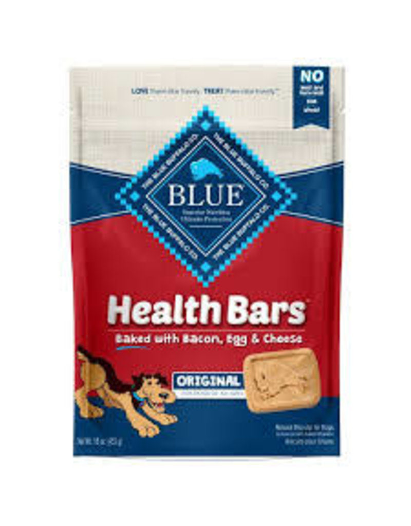 BLUE BUFFALO COMPANY BLUE BUFFALO 16OZ BACON/EGG/CHEESE HEALTH BAR