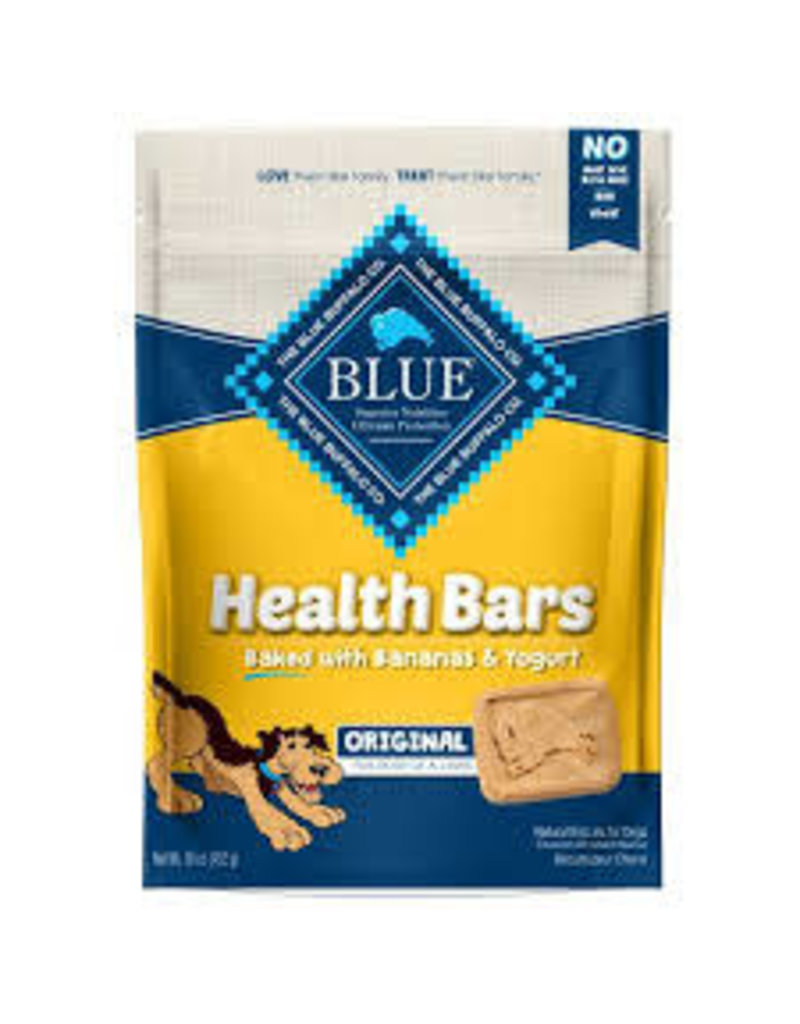 BLUE BUFFALO COMPANY BLUE BUFFALO 16OZ BANANA/YOGURT HEALTH BAR