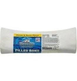 REDBARN PET PRODUCTS INC FILLED BONE CHEESE LG 5IN