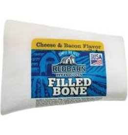 REDBARN PET PRODUCTS INC FILLED BONE CHEESE SM 2.5IN