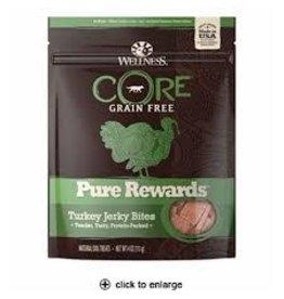 WELLNESS Wellness 4 oz Dog Pure Rewards  Turkey Jerky GF