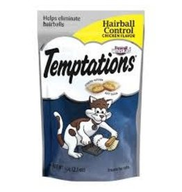 Temptations WHISKA Temptations hairball controll CAT 2.1 OZ.