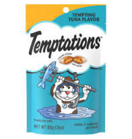 Temptations WHISKA Temptations Tuna CAT Treat 3oz