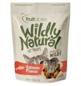 Fruitables Fruitables Wildly Natural salmon treats 2.5oz