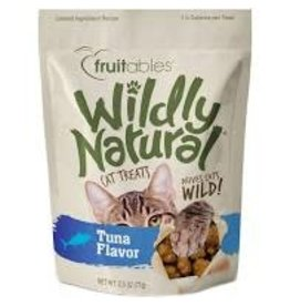 Fruitables Fruitables Wildly Natural tuna treats 2.5oz