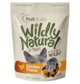 Fruitables Fruitables Wildly Natural chicken treat 2.5oz