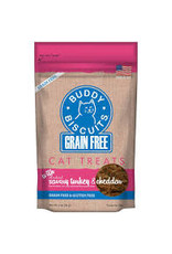 CLOUDSTR-WHITEBRIDGE PET Buddy Biscuits Grain Free turkey&chedder treats 3oz