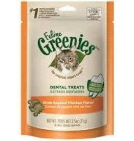GREENIES/NUTRO Greenies dental treats chicken flavor 2.5oz