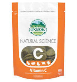 OXBOW PET PRODUCTS Oxbow natural science vitamin C 4.2oz