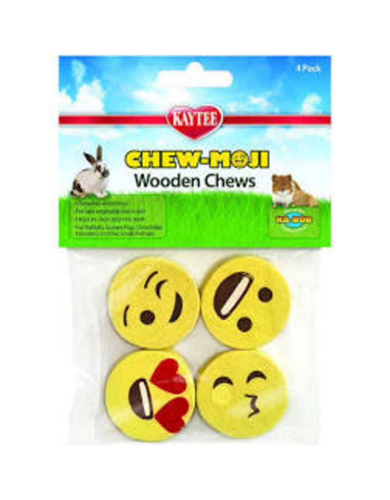 KAYTEE PRODUCTS INC Kaytee Chew-Moji 4pk