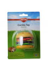 KAYTEE PRODUCTS INC Kaytee Combo Toy Hamburger