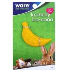 Ware Pet Products Ware Krunchy Banana