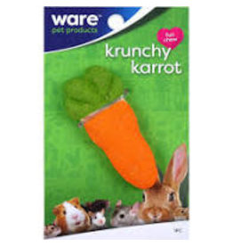 Ware Pet Products Ware Krunchy Karrot