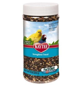 KAYTEE PRODUCTS INC FDPH CANARY SONGBIRD JAR 9OZ