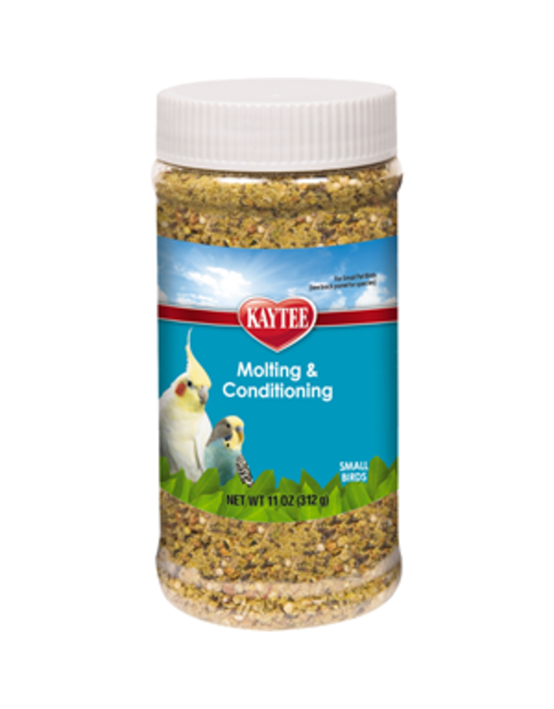 KAYTEE PRODUCTS INC FDPH KEET/TIEL MOLT COND JAR 11