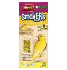 A&E CAGE COMPANY TREAT STICK EGG CANARY 2PK 10