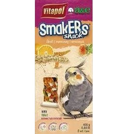 A&E CAGE COMPANY TREAT STICK FRUIT TIEL 2PK 10