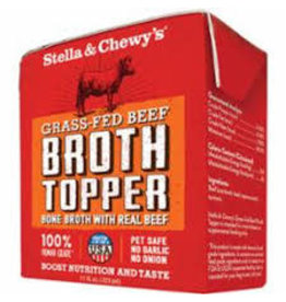 STELLA AND CHEWY'S S&C BROTH TOPPER BF PCH 12/11Z