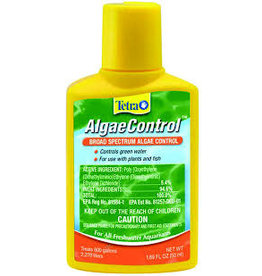 TETRA AQUATIC ALGAE CONTROL 100ML
