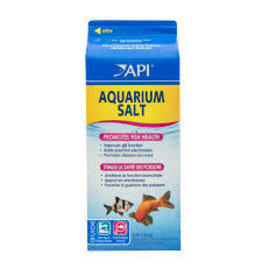 API AQUARIUM SALT 1/2 GALLON