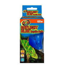 ZOO MED LABORATORIES INC DAYLIGHT BLUE REPTILE BULB 60WT