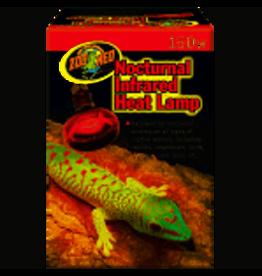 ZOO MED LABORATORIES INC RED INFRARED HEAT LAMP 150 WATT