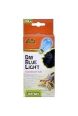 ZILLA DAY BLUE INC BULB 100W