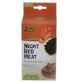 ZILLA ZIL BULB NIGHT RED BOX 150WT