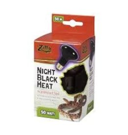 ZILLA SPOT NIGHT BLACK INC BULB 50W