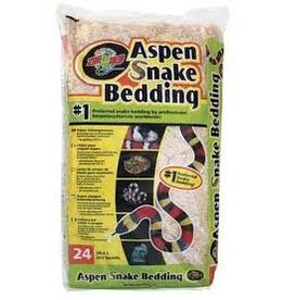 ZOO MED LABS ASPEN SNAKE BEDDING 24QT