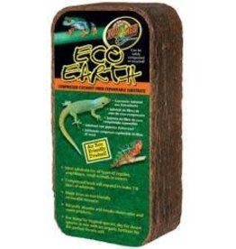 ZOO MED LABS ECO EARTH BRICK