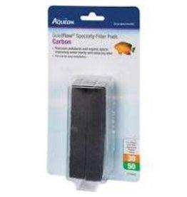 AQUEON PRODUCTS-SUPPLIES Aqueon Quiet Flow Carbon Filter Pads