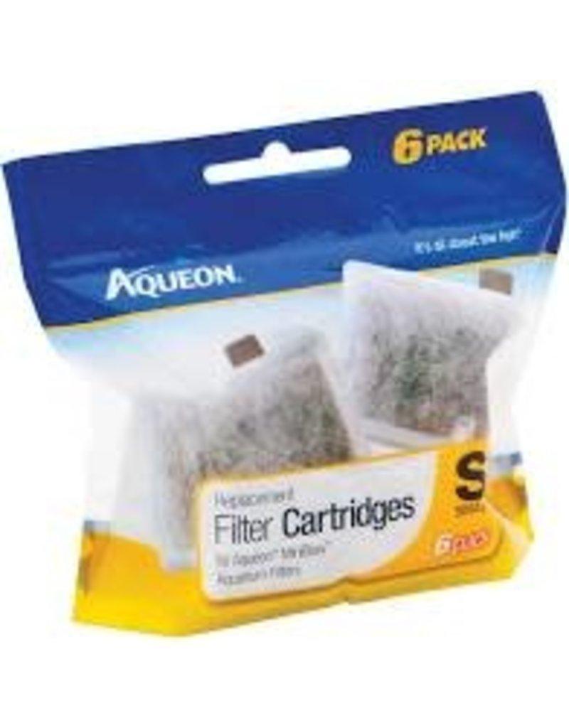 AQUEON PRODUCTS-SUPPLIES AQUEON CARTRIDGE SML 6PK