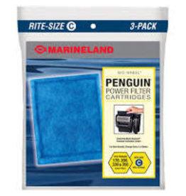 MARINELAND Marineland Rite-Size Cartridge C  3 count