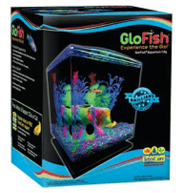 GLO-FISH GLOFISH 1.5G AQUARIUM KIT