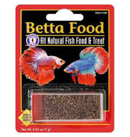 SAN FRANCISCO BAY BRAND BETTA FOOD BLOODWORMS