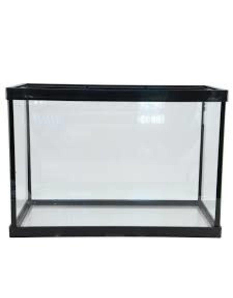 2.5 GALLON GLASS AQUARIUM 12X6X8