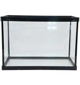 10 GALLON GLASS AQUARIUM 20X10X12