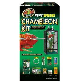 ZOO MED LABS REPTI BREEZE CHAMELEON KIT 16x16x30