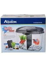 AQUEON BETTA BOWL KIT 0.5G BLACK