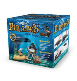 Marina Marina Pirates Aquarium Kit