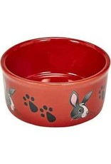 KAYTEE PRODUCTS INC BUNNY PAW-PRINT PETWARE AST.COLOR