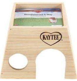 KAYTEE PRODUCTS INC Kaytee Woodland Get-a-Way Sm