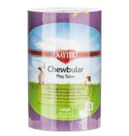 KAYTEE PRODUCTS INC LG CHEWBULAR PLAY TUBE