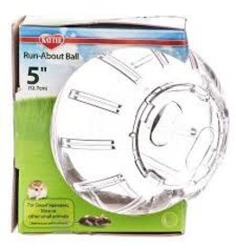 KAYTEE PRODUCTS INC MINI RUN-ABOUT CLEAR 5in